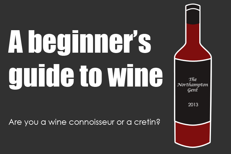 beginners guide to wine