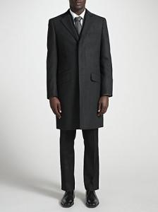 John Lewis Epsom Herringbone Coat
