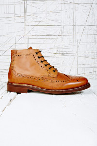 Urban Outfitters: H by Hudson Hemming Brogue Boots: £120