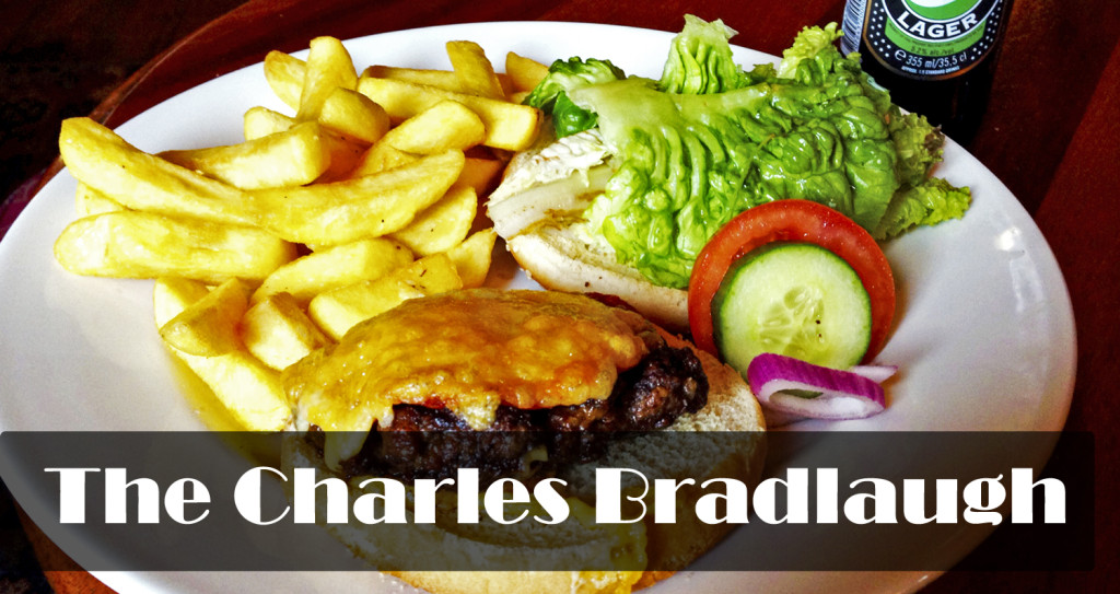 charles bradlaugh burger