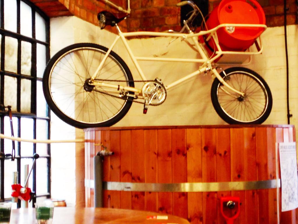 brewery & bikes