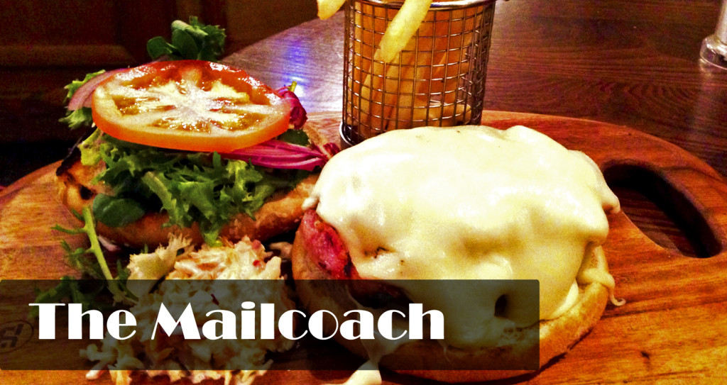 mailcoach burger