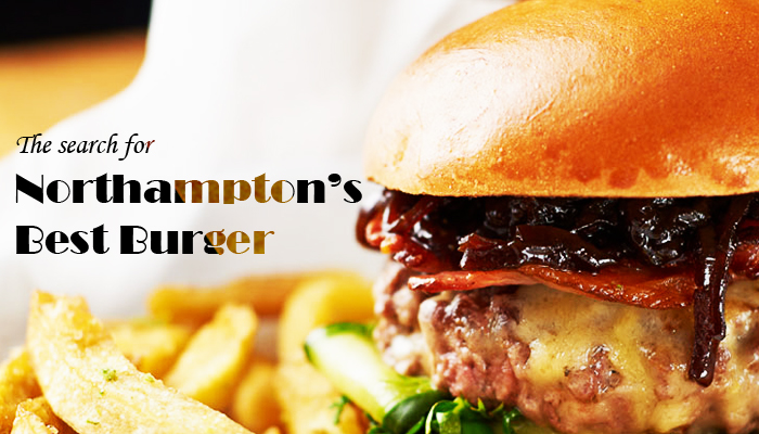 The search for Northampton Best Burger