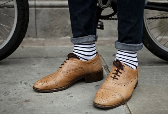 Northampton Gent's Guide to wearing socks