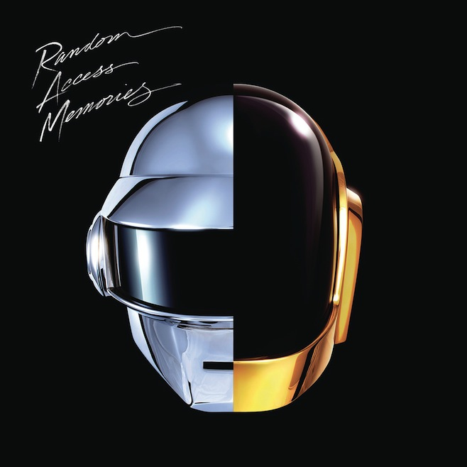 Daft Punk Random Access Memories Artwork