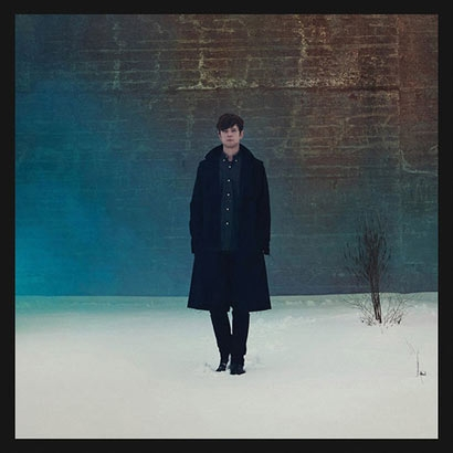 James Blake Overgrown artwork