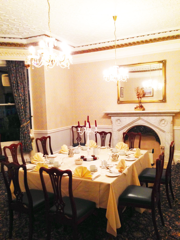 Cheyne Walk Club Wilson Room