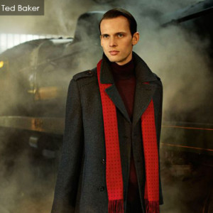 Ted Baker winter look