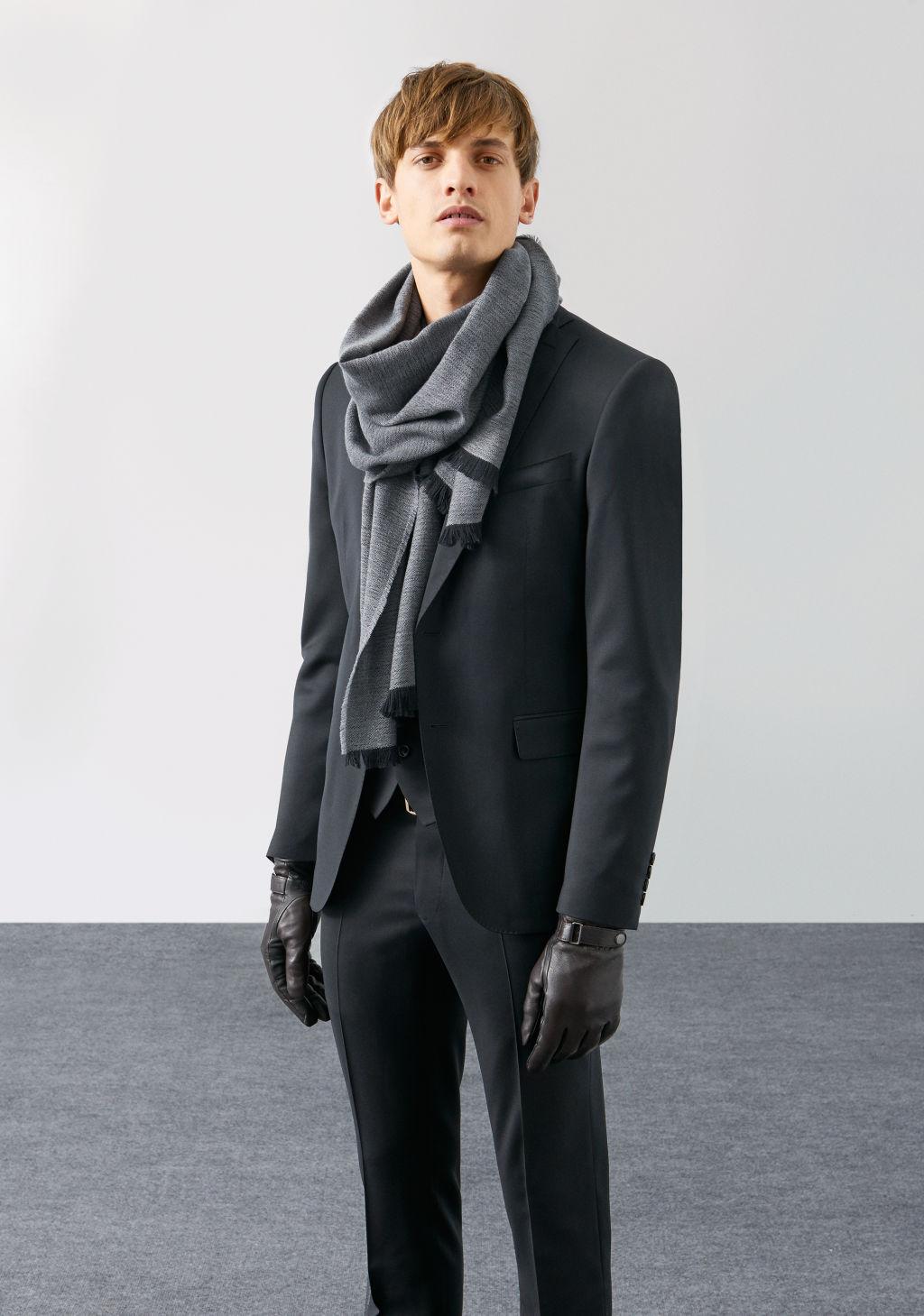 Winter accessories Zara