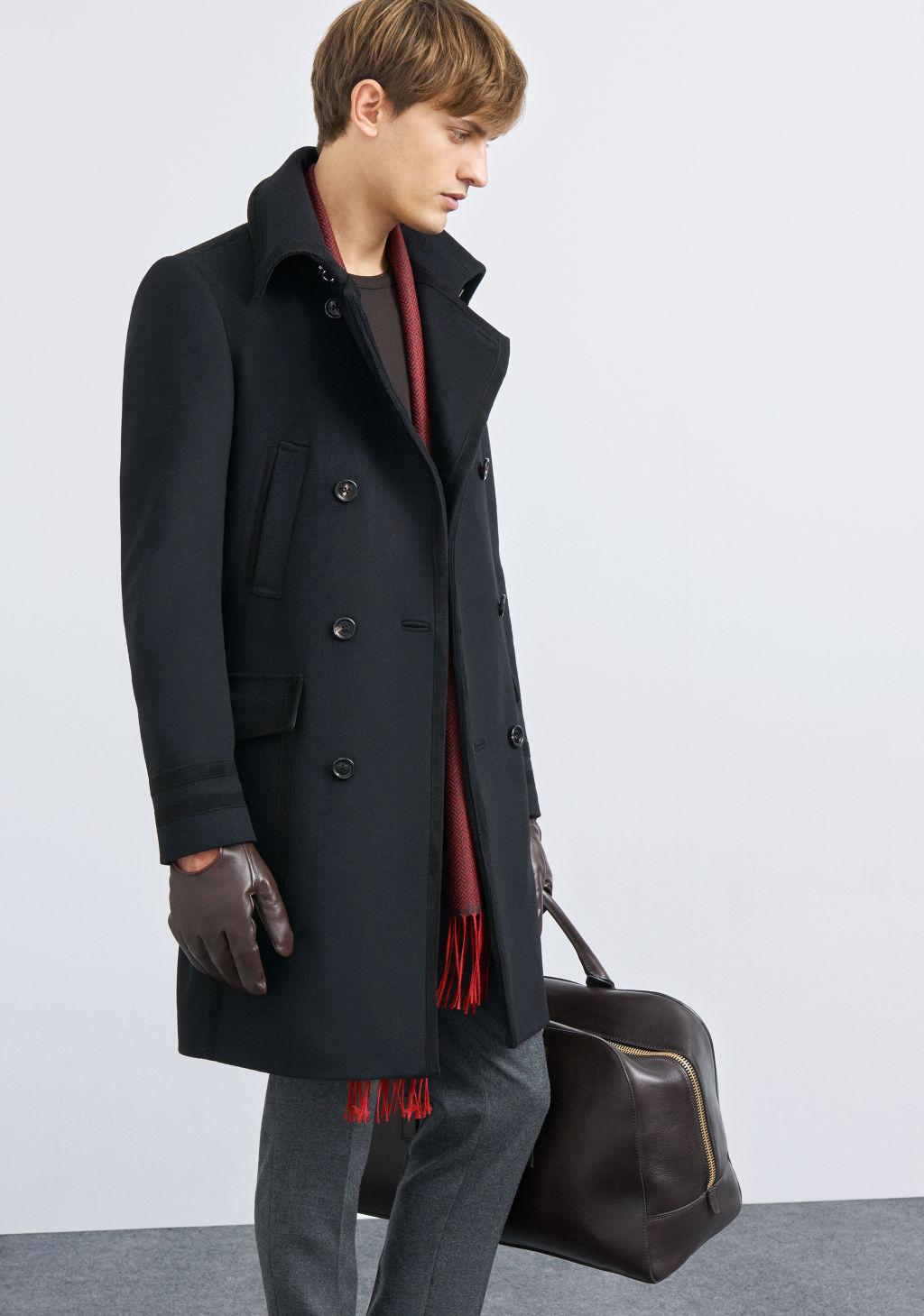 Zara Man Winter Look