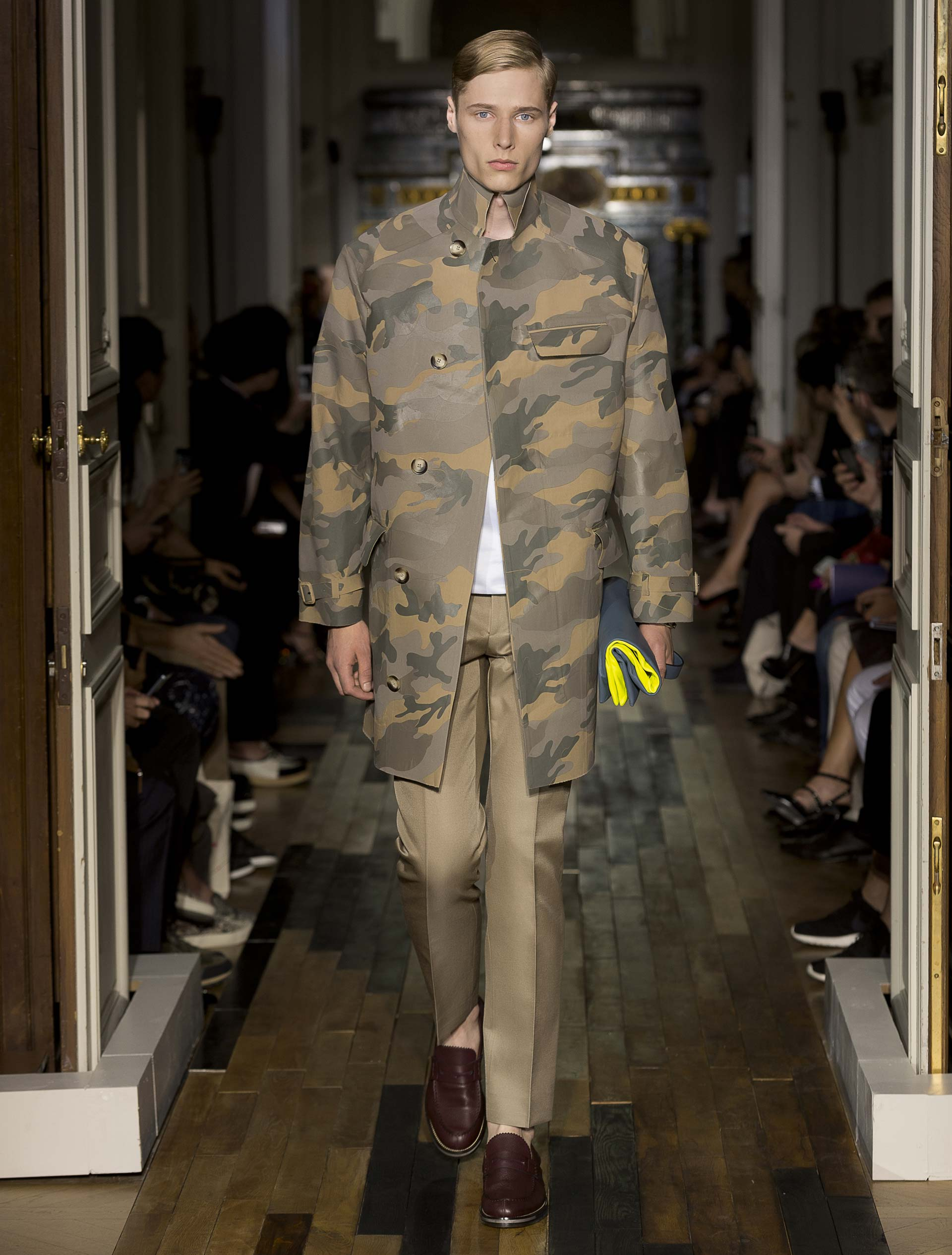 Valentino Spring/Summer '14 Menswear Collection