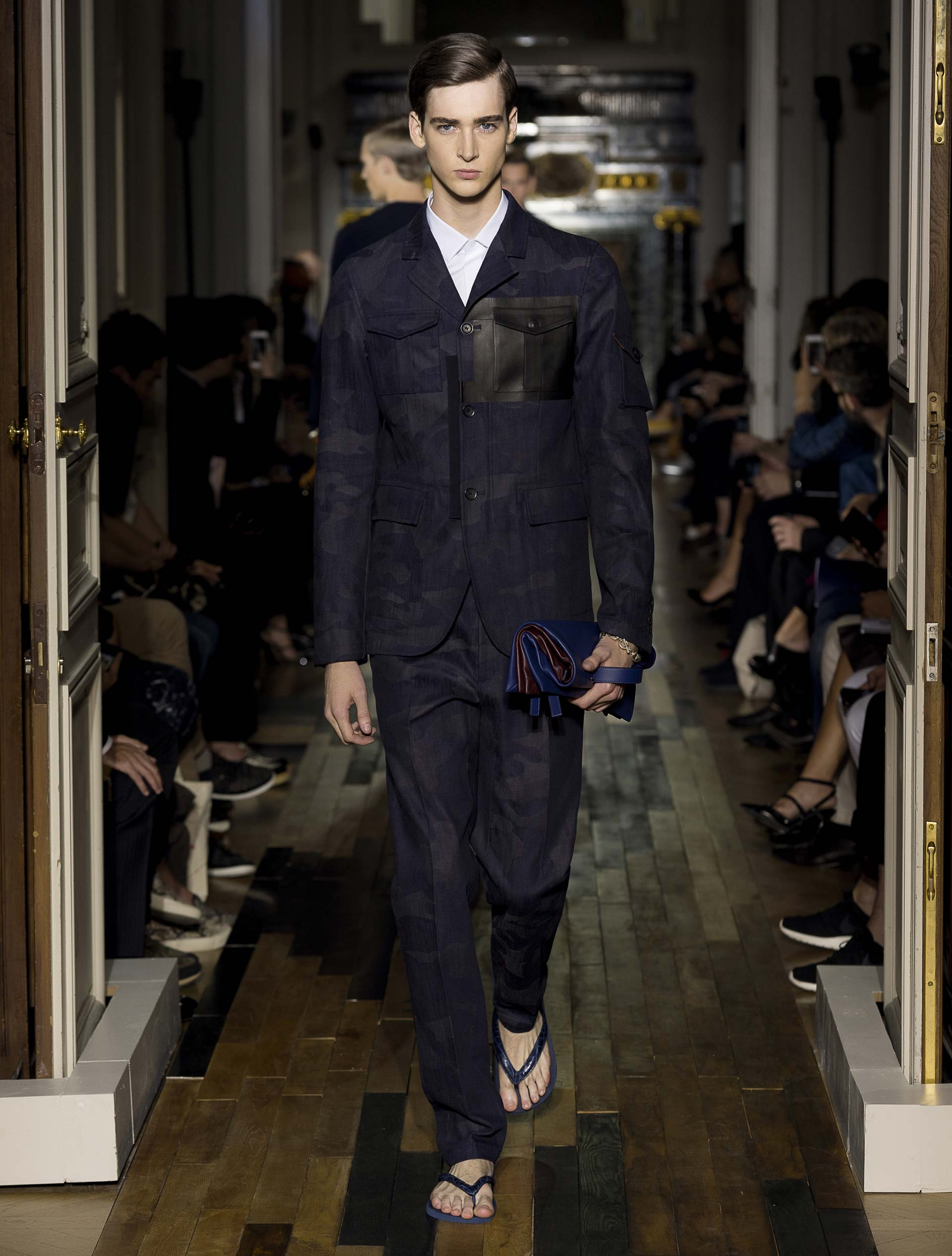 Valentino: Spring/Summer '14 Menswear Collection