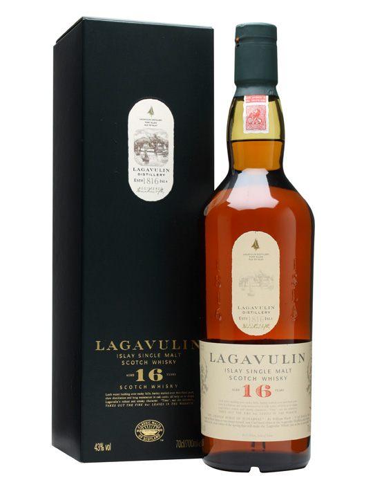 Lagavulin 16 Year Old Single Malt