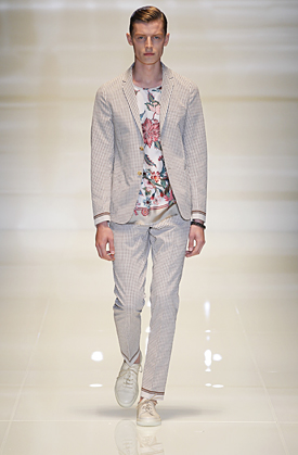 Gucci Spring Summer Floral
