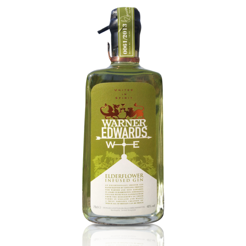 Warner Edwards Elderflower Infused Gin