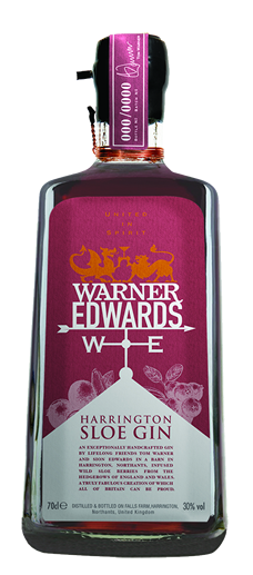Warner Edwards Sloe Infused Gin