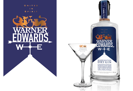 Warners Edwards Gin