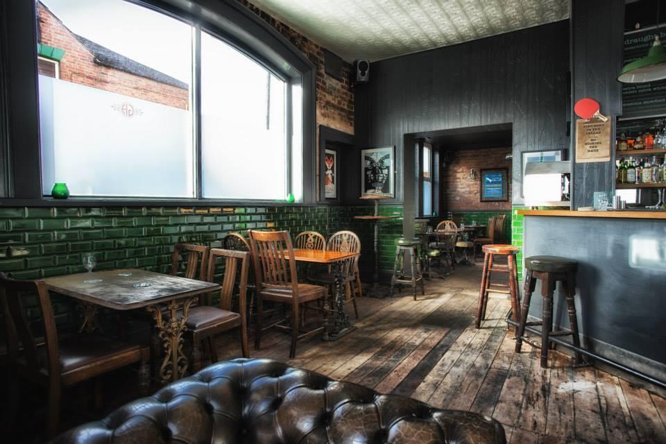 The Garibaldi Drinking Area