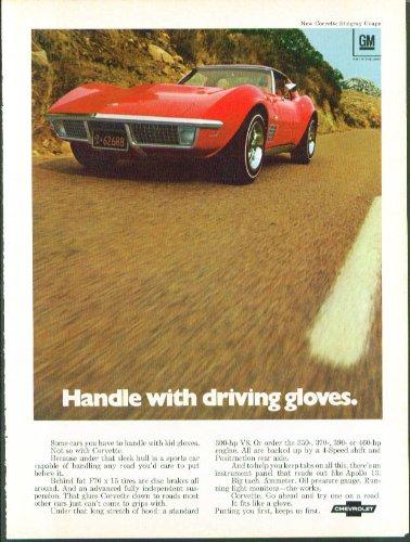 70s Corvette Ad