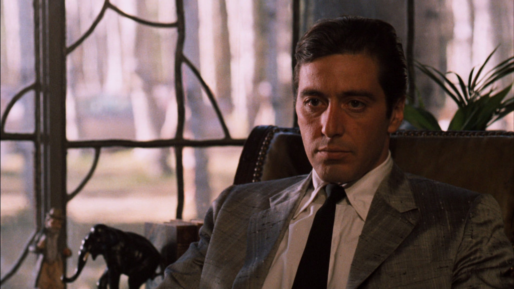 The Godfather Part II Michael