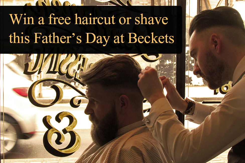 beckets competition fathers day