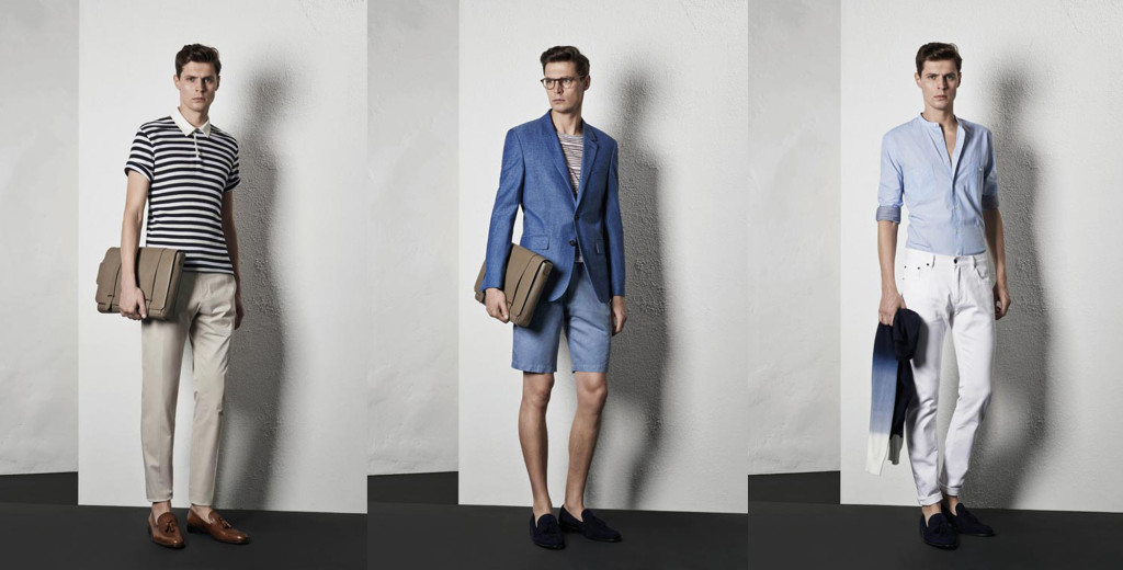 Reiss spring summer riviera collection