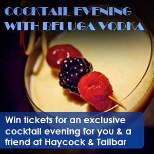 cocktail competition haycock and tailbar
