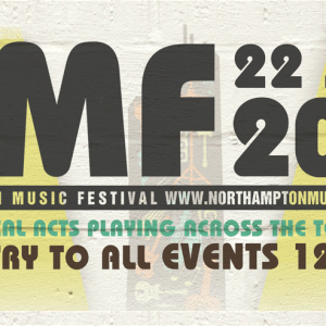 The Northampton Music Festival on Sunday 22nd June
