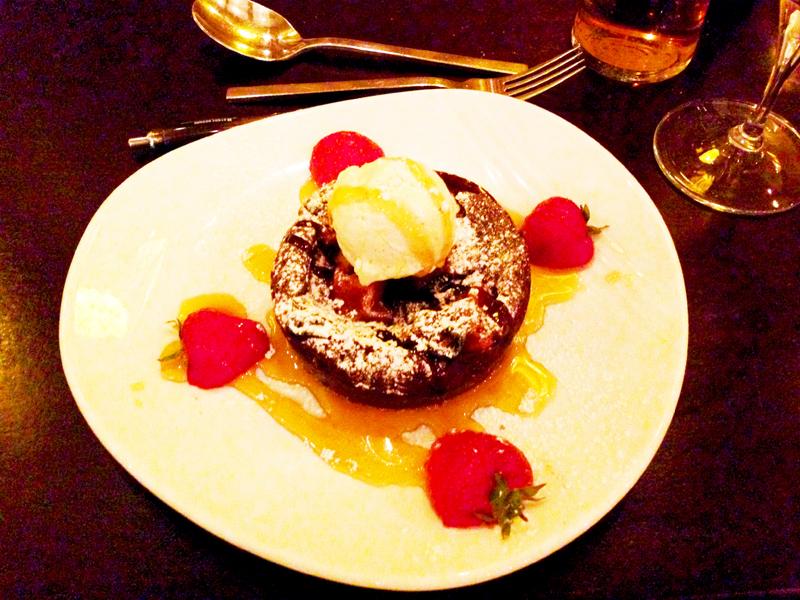 Chocolate waffle Clary's