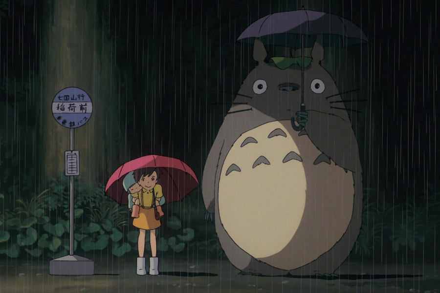 Studio Ghibli My Neighbour Totoro