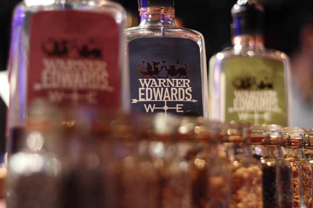 Waner Edwards Northamptonshire Gin