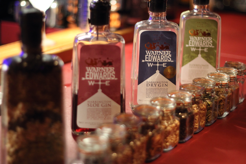 Warner Edwards Gin Evening