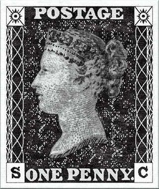 traditional penny black stamp_sm