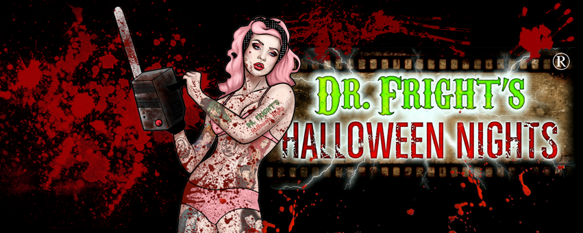 Dr Fright's Halloween Night