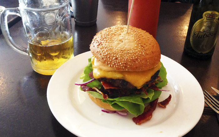 Vesterbro's Original Burger Restaurant