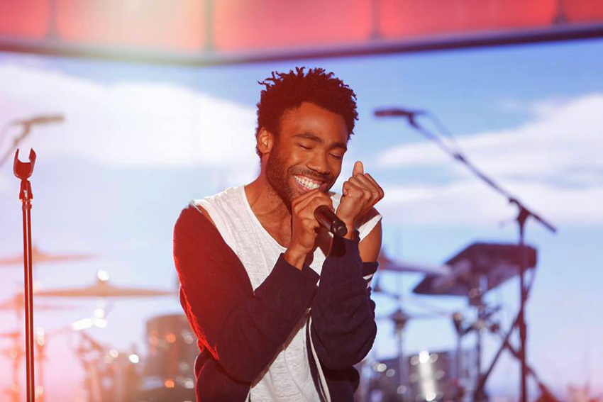 Childish Gambino Performing Live