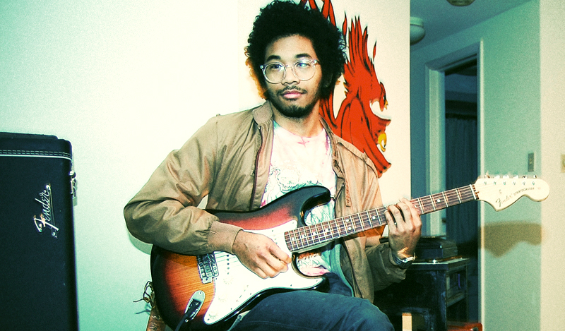 Toro y Moi and Bass Guitar
