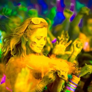 Blacklight Run™: Running and raving in the dark