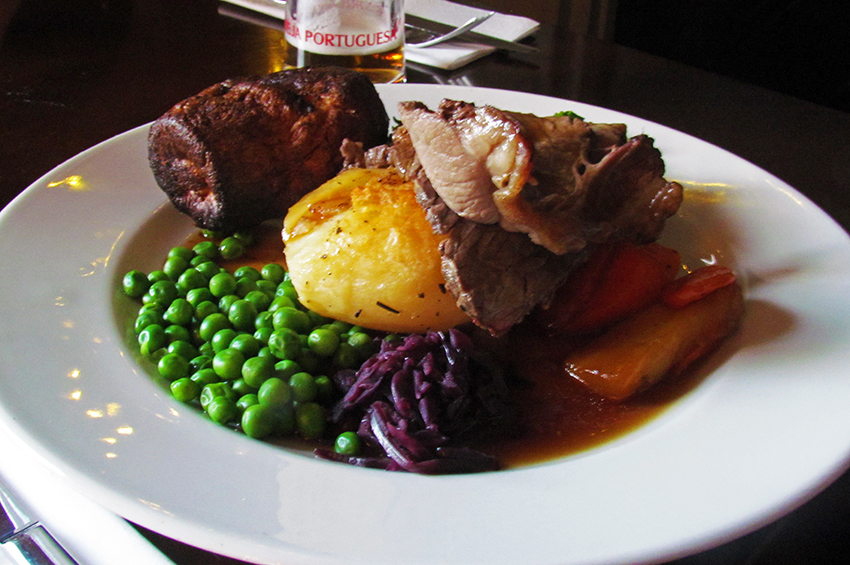 Lamplighter Sunday Roast