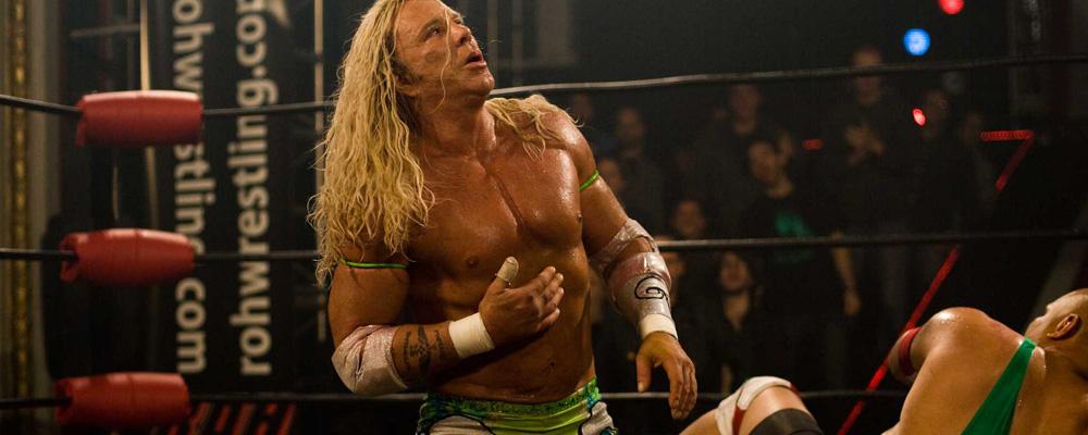 The Wrestler Rouke