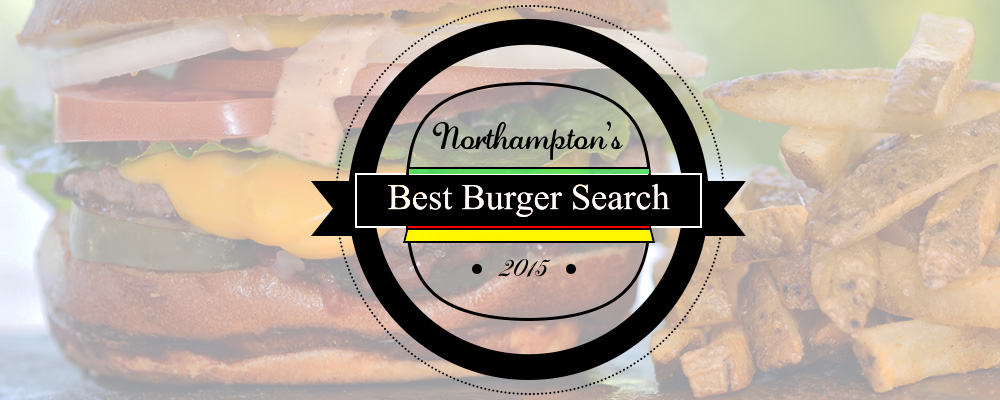 Northampton Gent Burger Search Banner