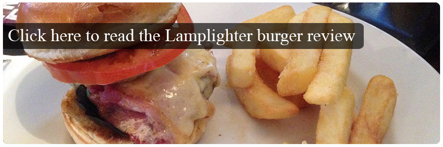 Lamplighter burger review