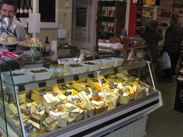 St Giles Cheese Shop: Northampton's Artisan Cheese Shop