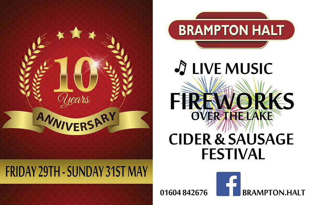 Brampton Holt Party