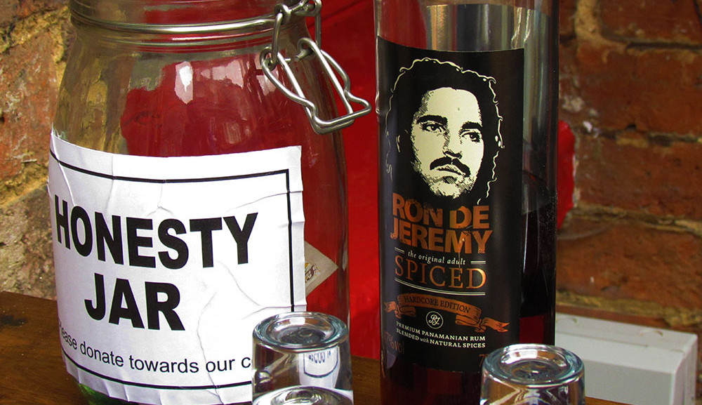 Dapper Chaps Rum Shack Ron de Jeremy