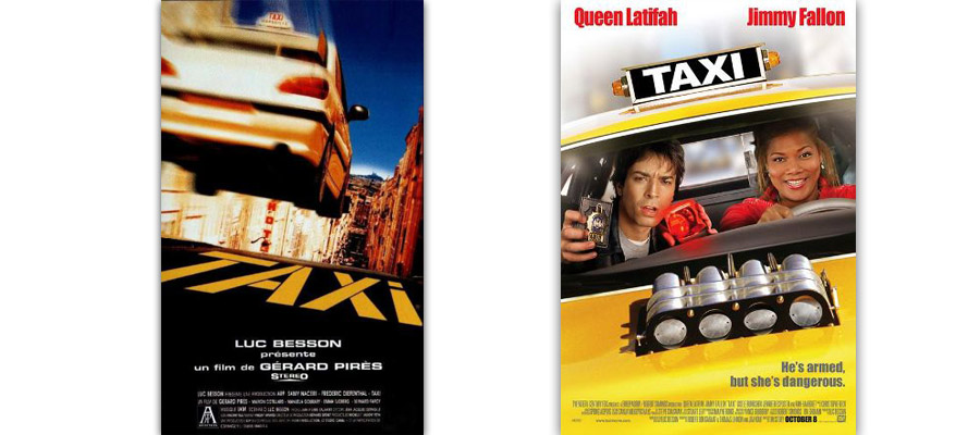 Taxi: Original vs Remake