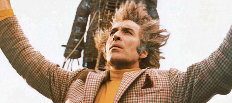 The Wcke Man 1973