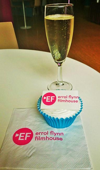Errol Flynn Cake Fizz