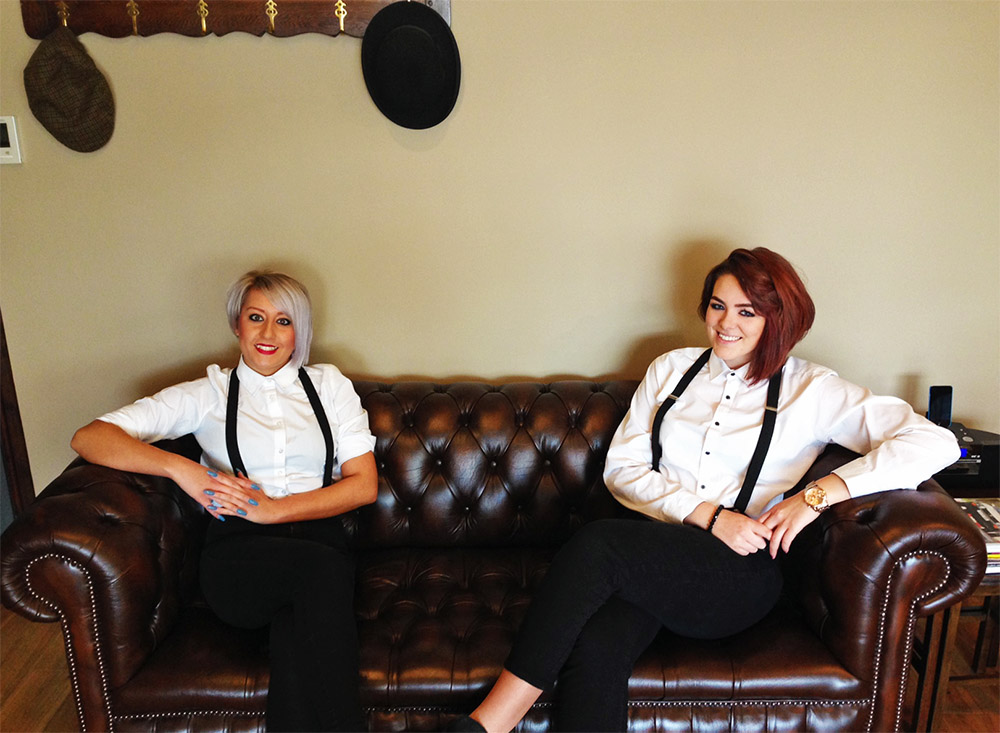 Jodie & Gaby Beckets Ladies Northampton