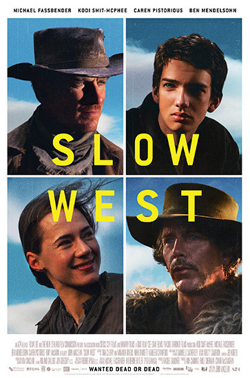 Slow West Errol Flynn Filmhouse